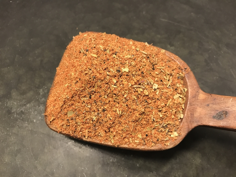 Chicken dry rub